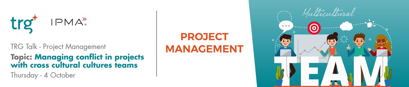 TRG Talk- Project Management-Lead Multi-cultural team